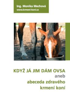 Ebook o krmení koní