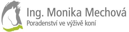 Ing. Monika Mechová – poradenství ve výživě koní